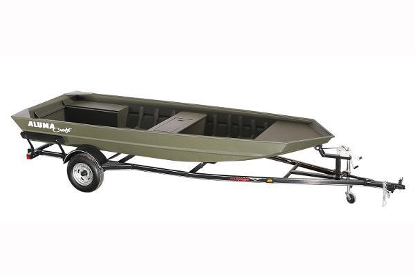 2017 Alumacraft boat for sale, model of the boat is MV 1648 Jon 15 & Image # 1 of 3