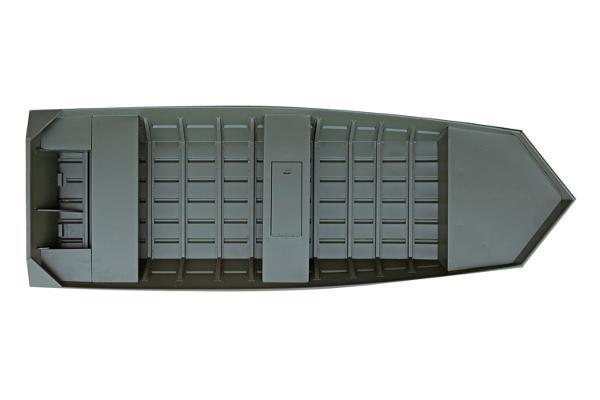 2017 Alumacraft boat for sale, model of the boat is MV 1648 Jon 15 & Image # 3 of 3