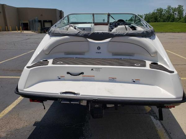 2014 Yamaha boat for sale, model of the boat is SX190 & Image # 4 of 15