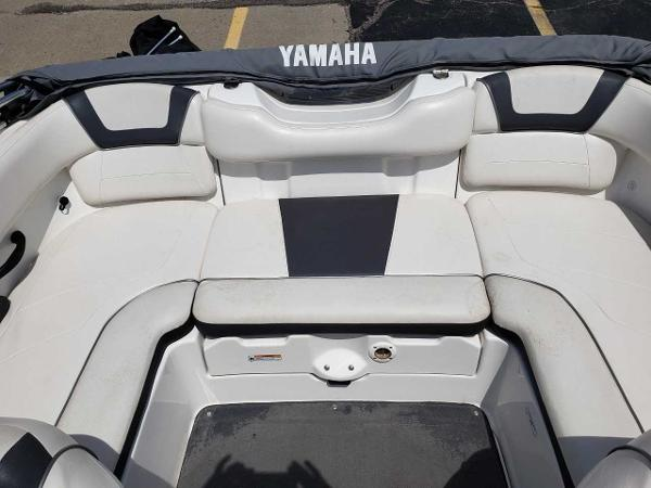 2014 Yamaha boat for sale, model of the boat is SX190 & Image # 11 of 15