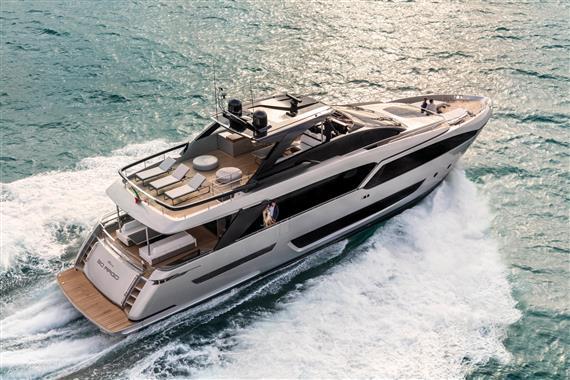 93.6 ft Riva 90′ Argo