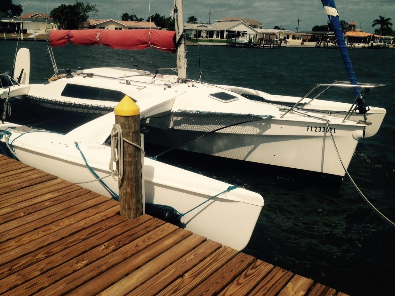 28.42' Corsair 1999 28