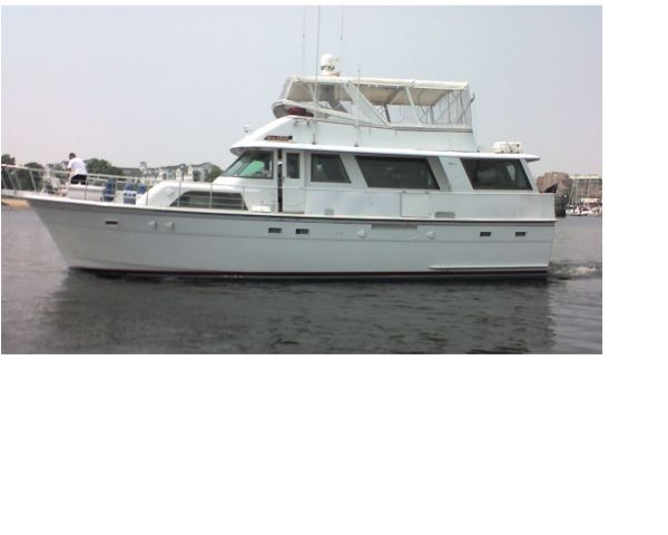 Hatteras 56 Wide Body MY , Real Escape - 4352918 for charter – YachtWorld Charters