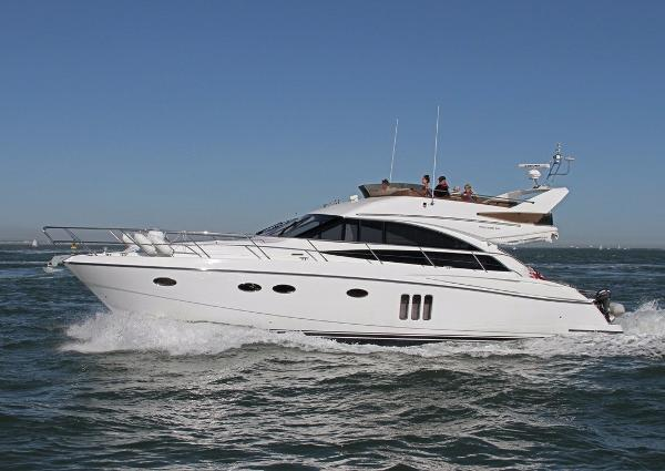 Used princess 54 for sale princess motor yacht sales for Used motor yacht for sale