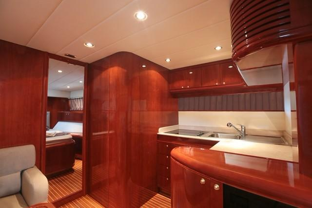Rizzardi 50 Galley