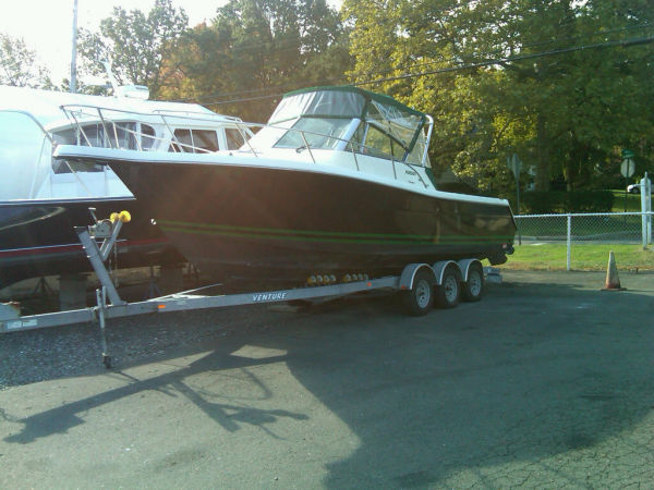 28' Pursuit 2860 Denali