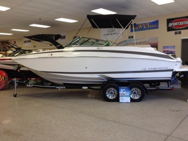 2015 REGAL 24 FASDECK for sale
