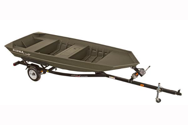 2017 Alumacraft boat for sale, model of the boat is MV 1448 Jon 20 & Image # 1 of 3