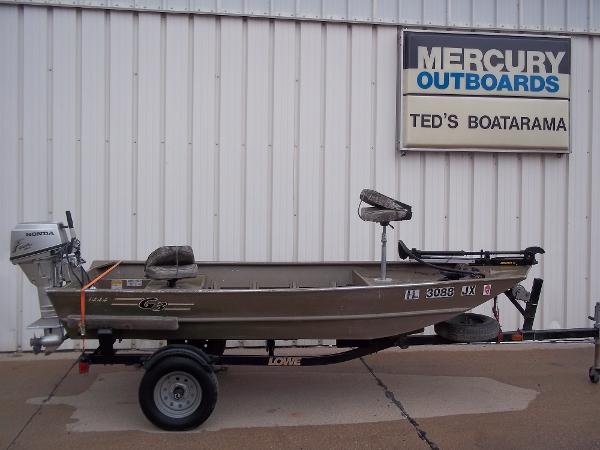 2005 G3 BOATS 1448 MVB for sale
