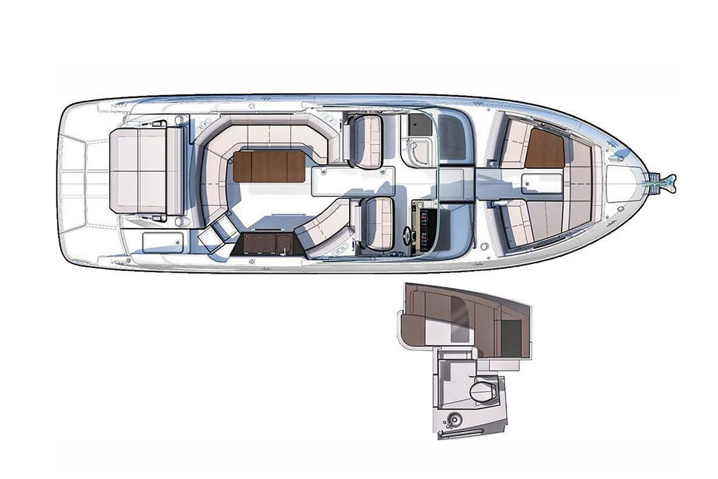 2020 Sea Ray SLX 350