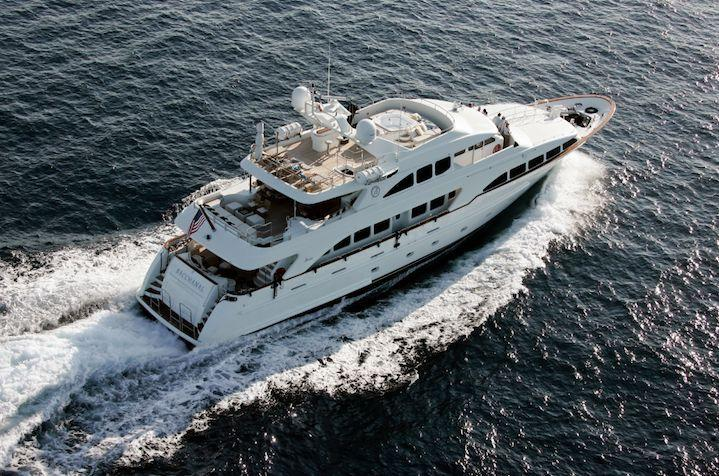 2005 115 ft Yacht For Sale   Allied Marine