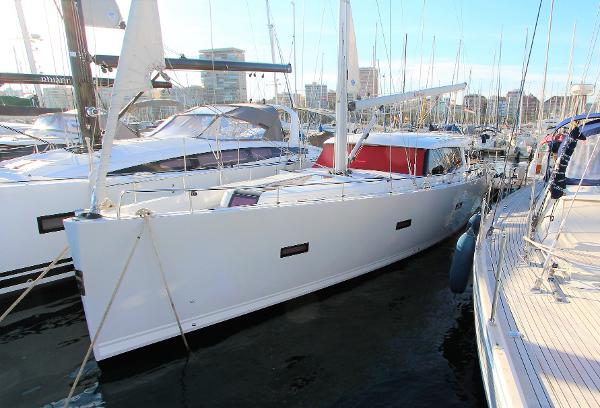Moody 45 DS used boat for sale from Boat Sales International