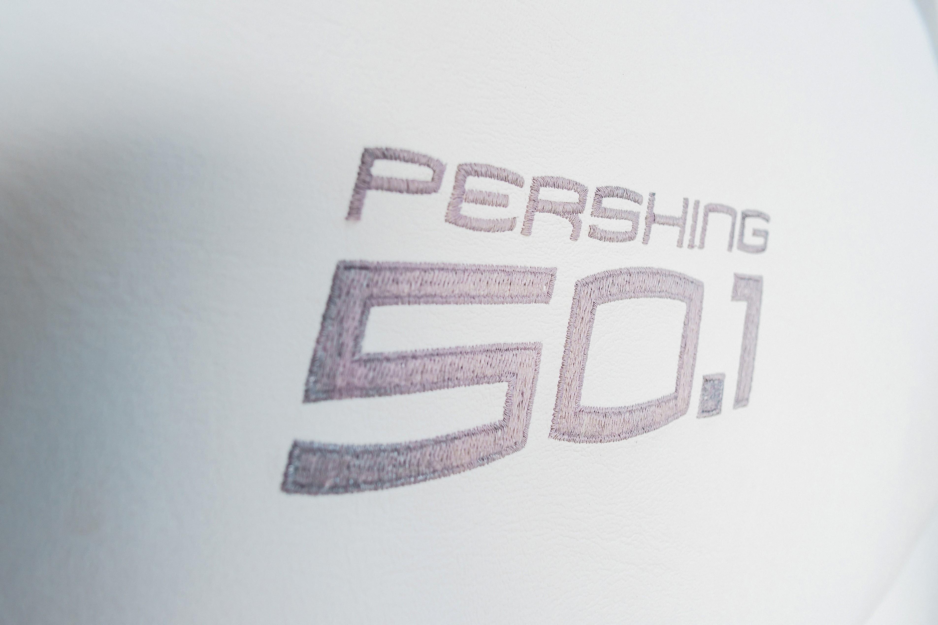 50' Pershing 2013