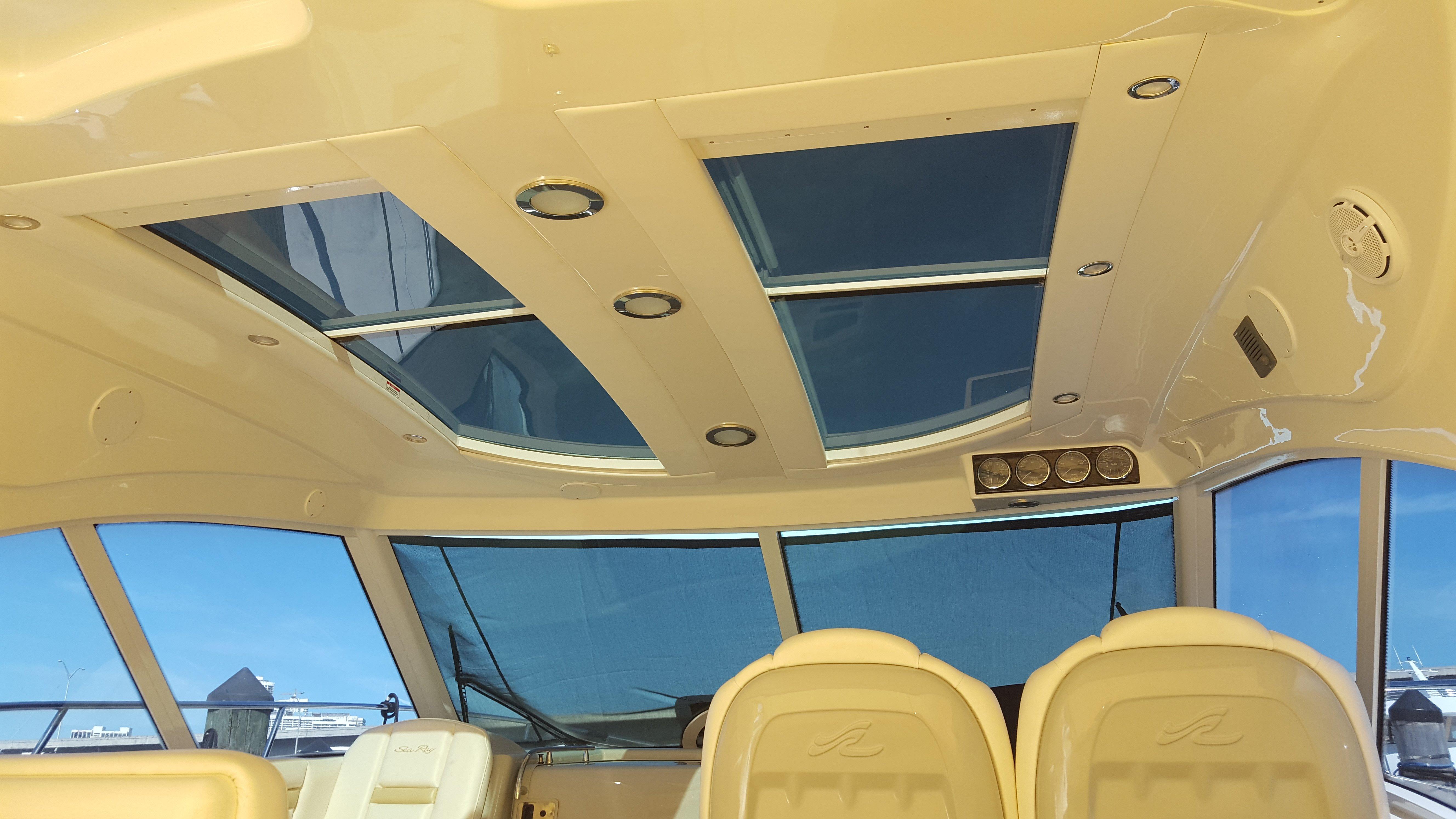 Electric Sun-roof