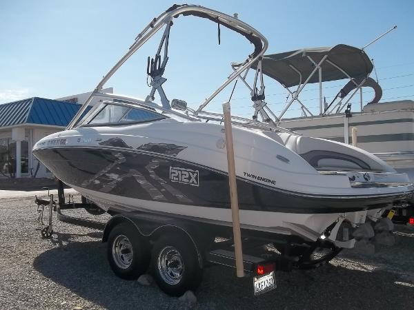 2008 Yamaha boat for sale, model of the boat is 212X & Image # 4 of 15