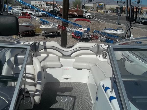 2008 Yamaha boat for sale, model of the boat is 212X & Image # 8 of 15