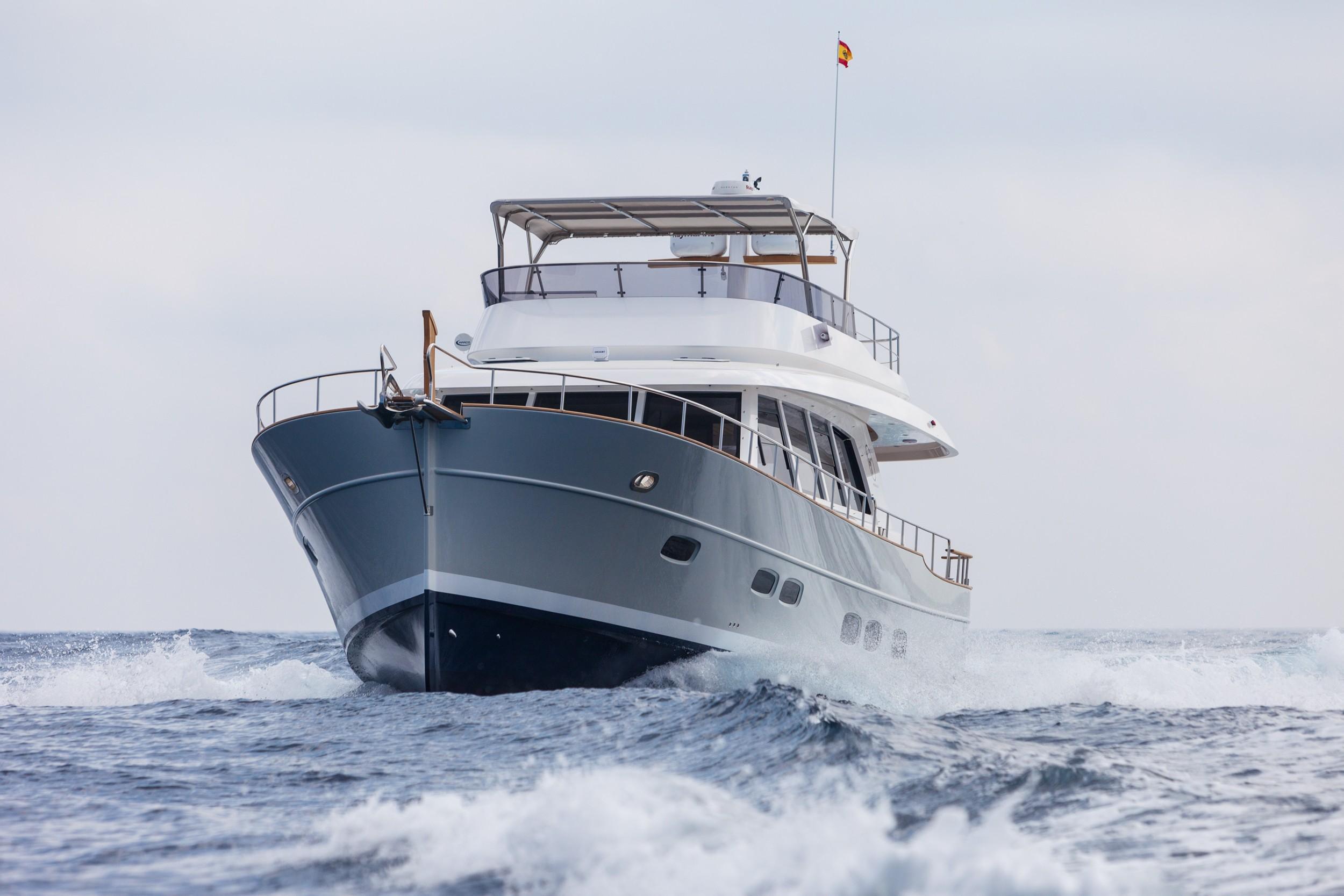 Sasga Yachts Menorquin 68