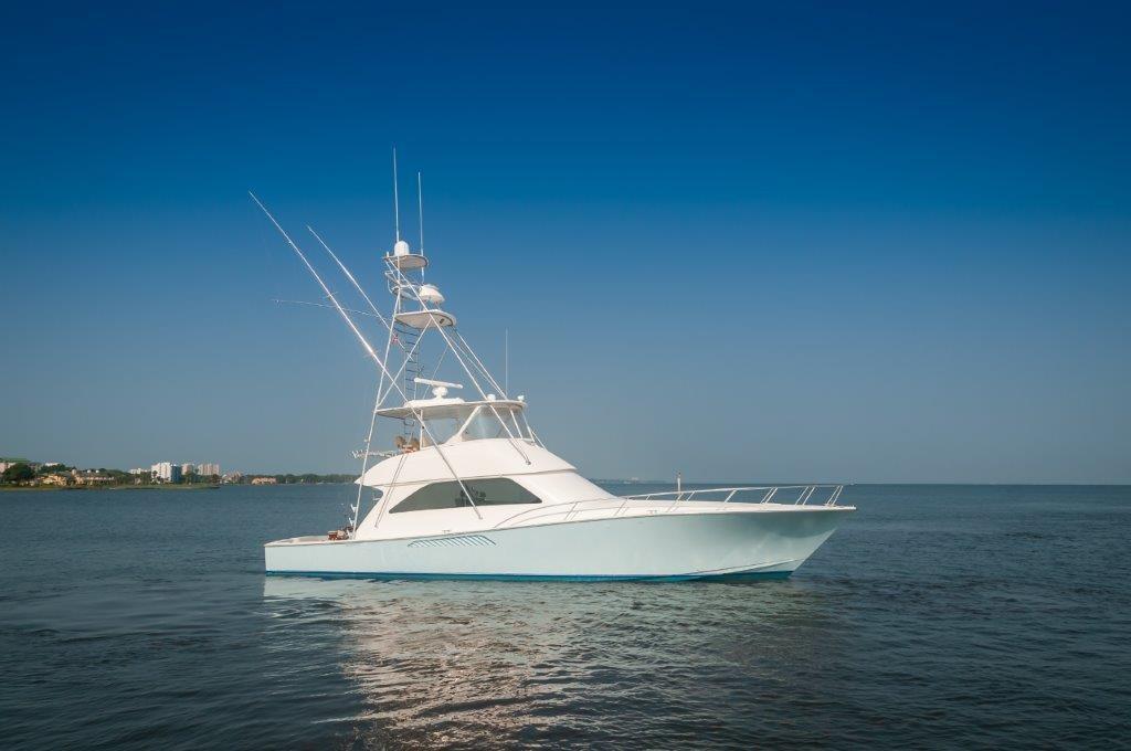 2005 56 Viking Starboard Profile