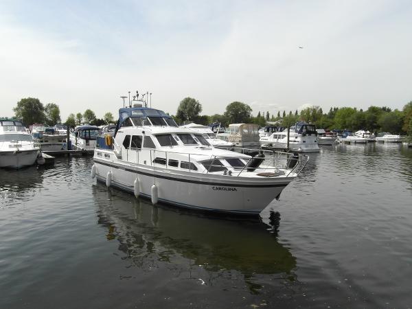Linssen 402SX