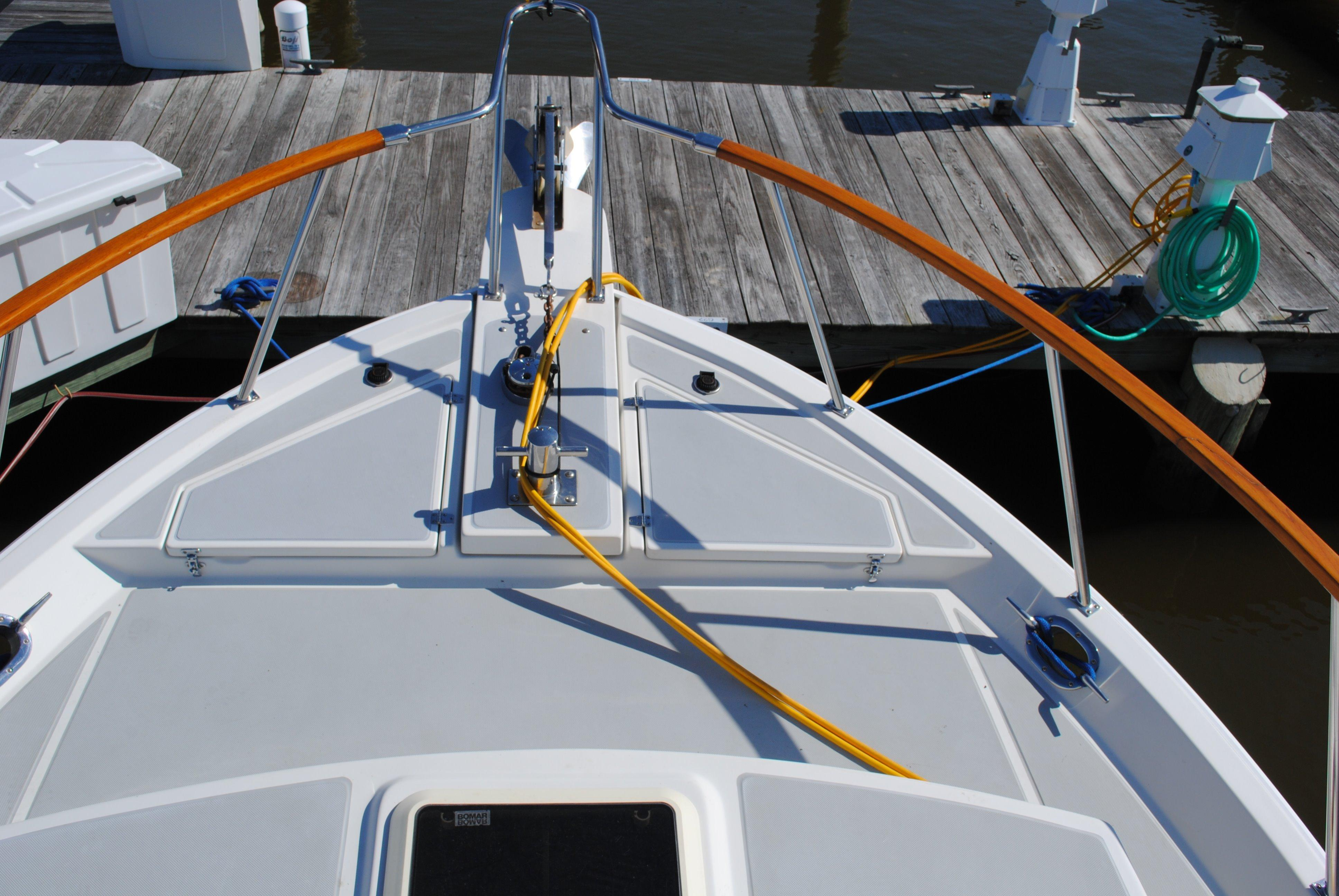 Bow Deck.