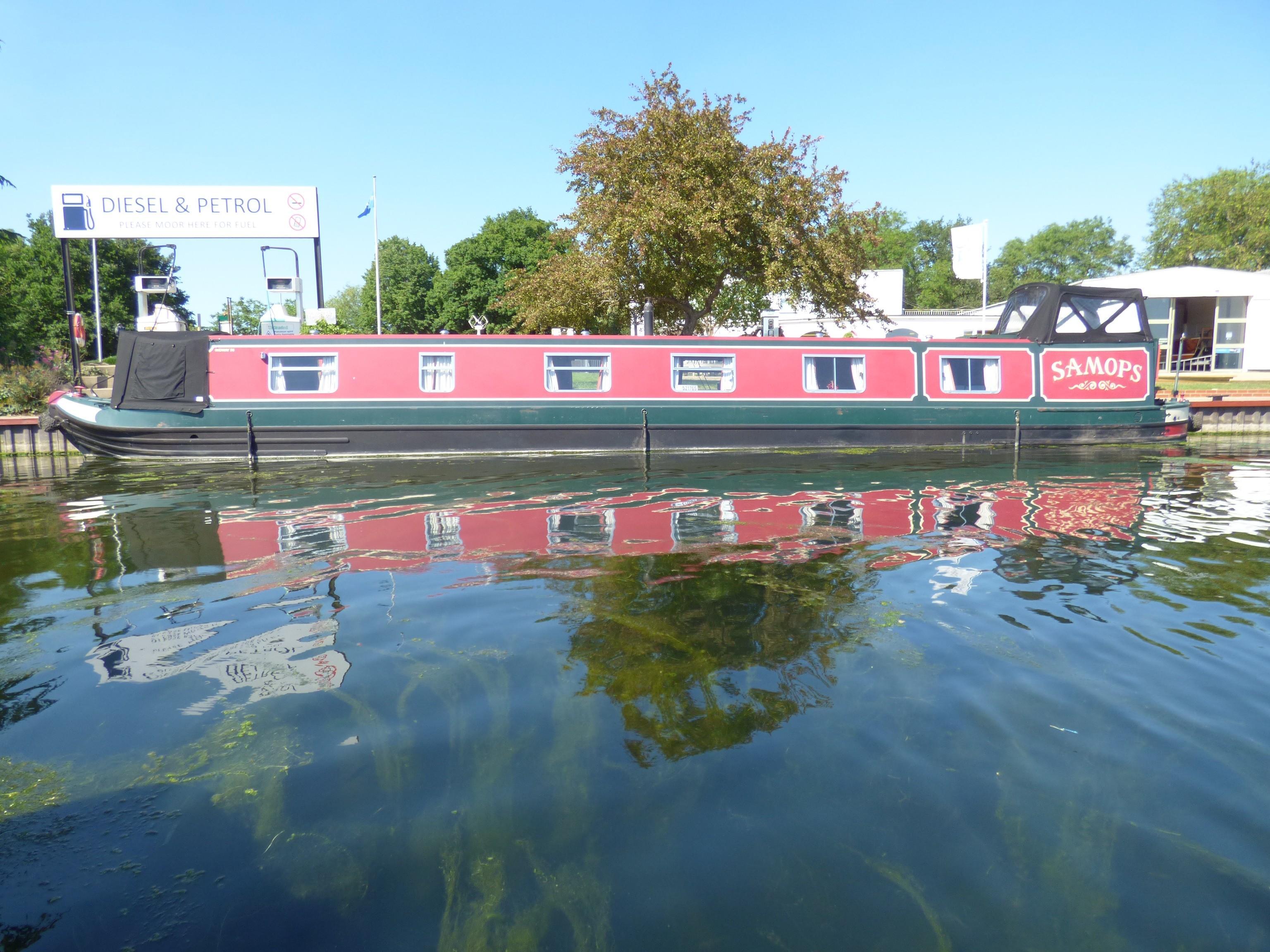 Narrowboat MIDWAY 58