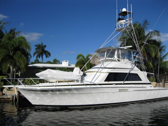 1986 Bertram Sport Fish