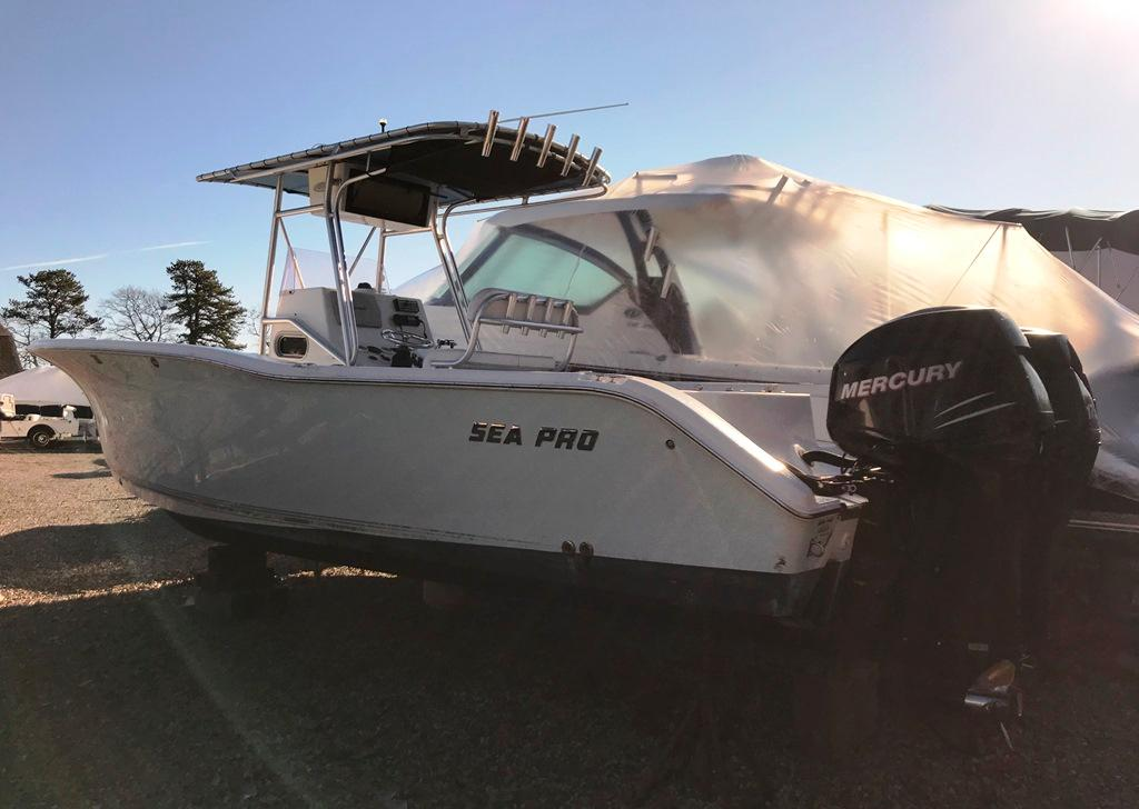 Sea Pro270 CC