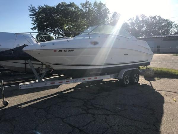 2009 Sea Ray boat for sale, model of the boat is 230 Sundancer & Image # 1 of 43