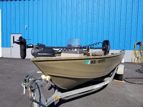 2017 CRESTLINER 18' KODIAK for sale