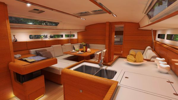 Jeanneau Sun Odyssey 519 For Sale Sell