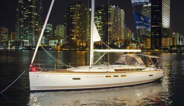 Jeanneau Sun Odyssey 519 For Sale Brokerage