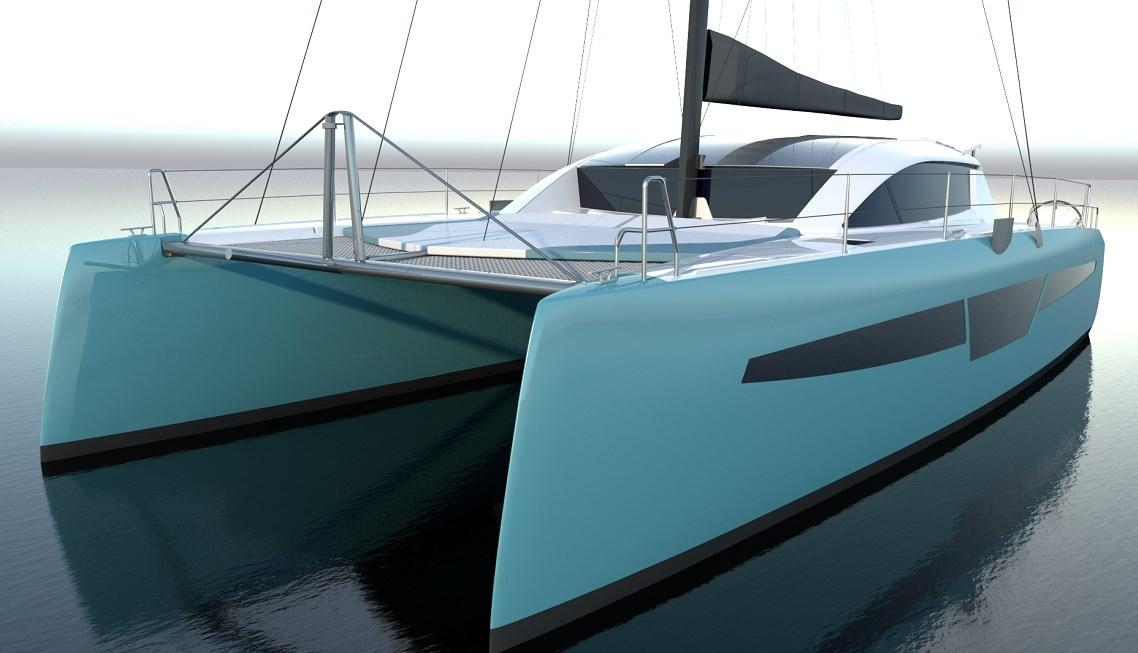 Custom C-Catamarans C-Cat 48