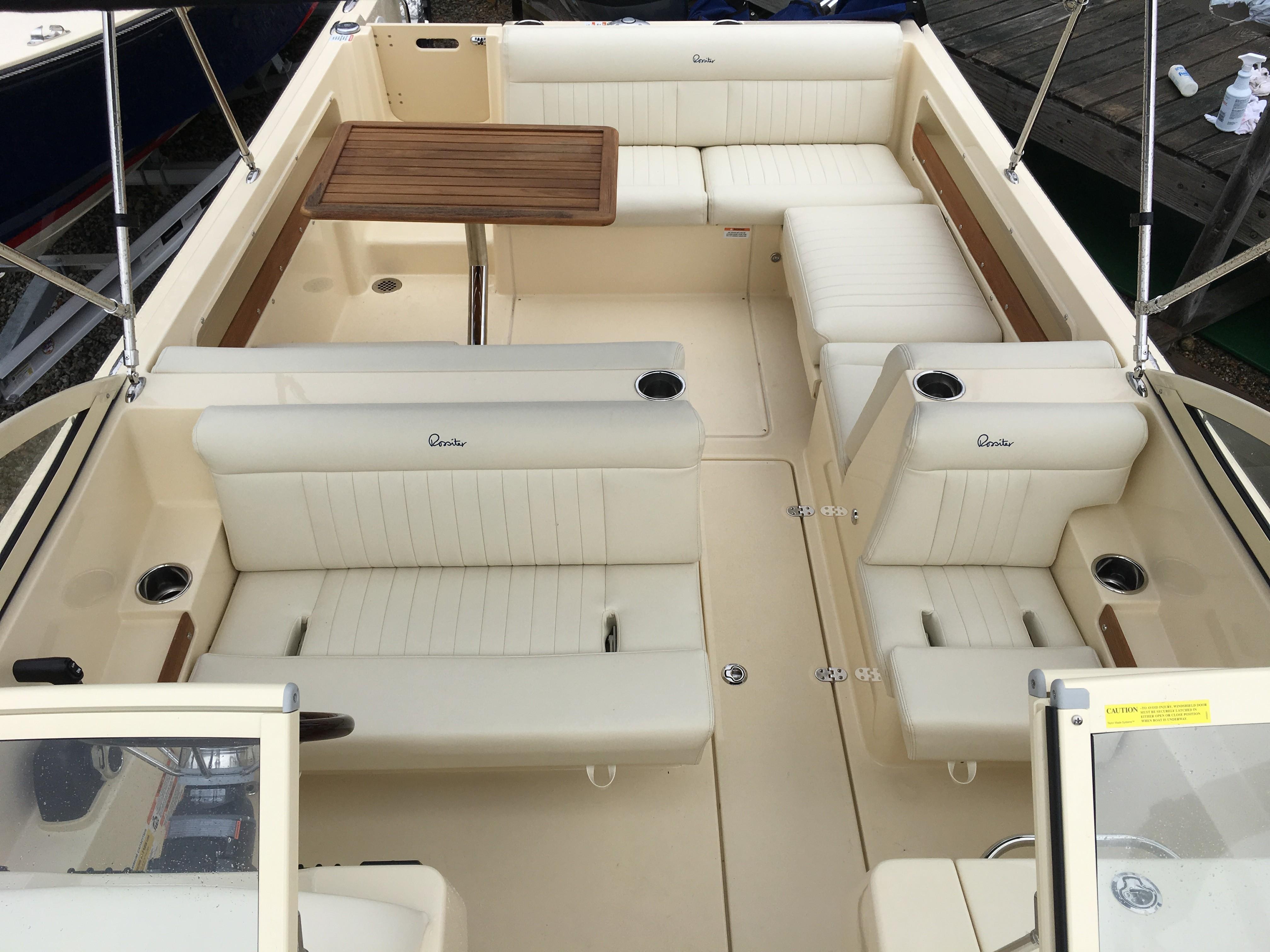 Rossiter20 Coastal Cruiser