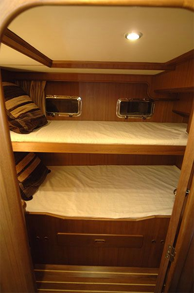 Manufacturer Provided Image: Adagio 51.5 Europa Guest Twin