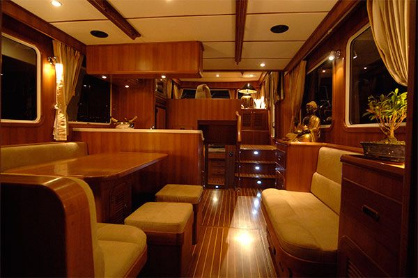 Manufacturer Provided Image: Adagio 51.5 Europa Saloon