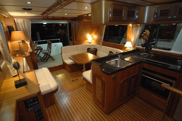 Manufacturer Provided Image: Adagio 51.5 Europa Galley