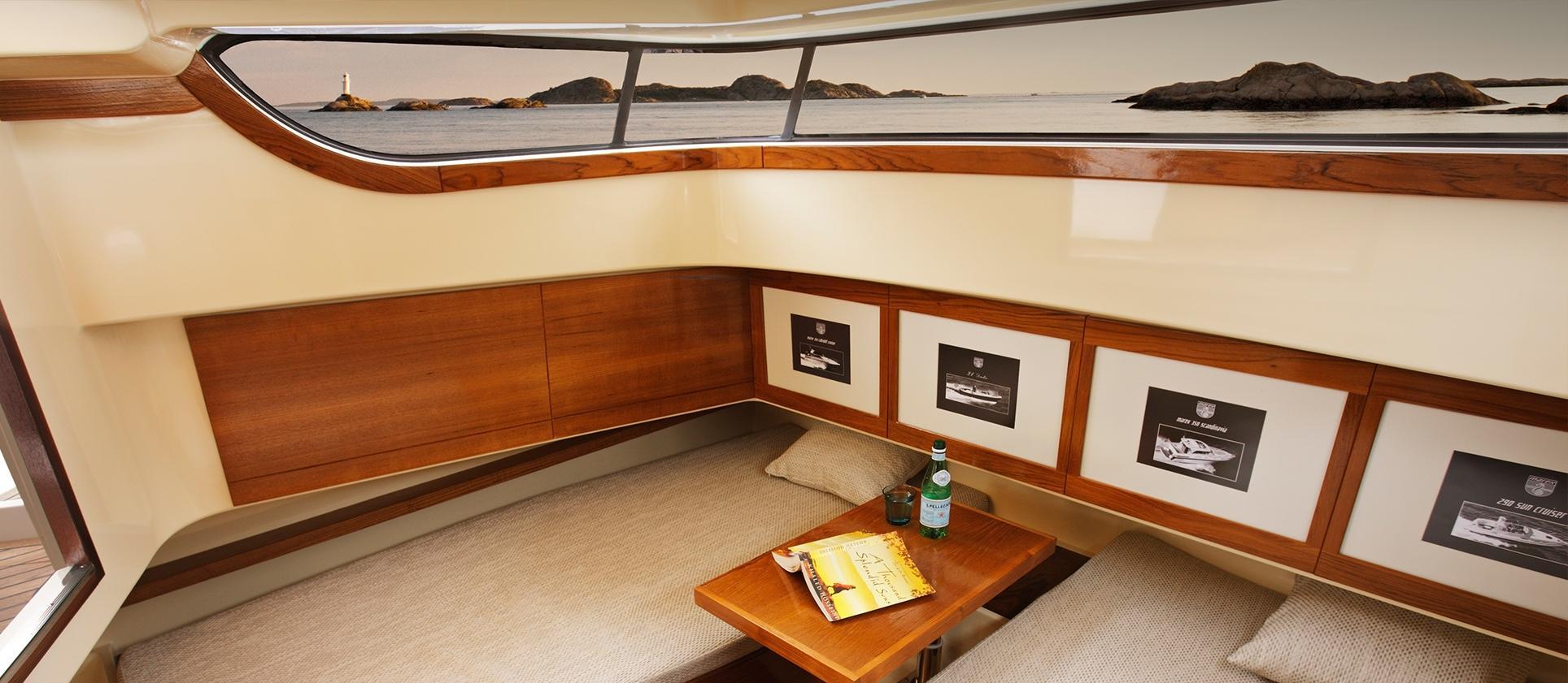 Marex 373 aft cabin cruiser