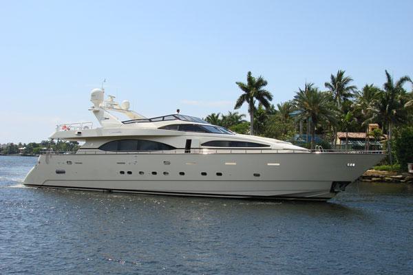 Azimut Jumbo Motor Yachts. Listing Number: M-3692461 100' Azimut Jumbo