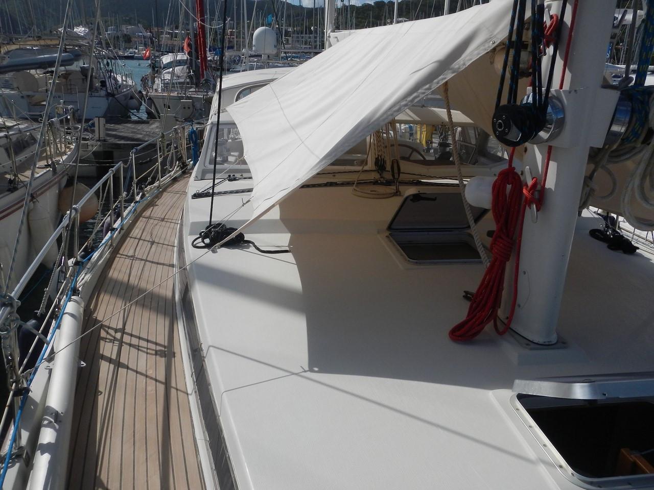 52 Amel 1992 Le Marin   Denison Yacht Sales