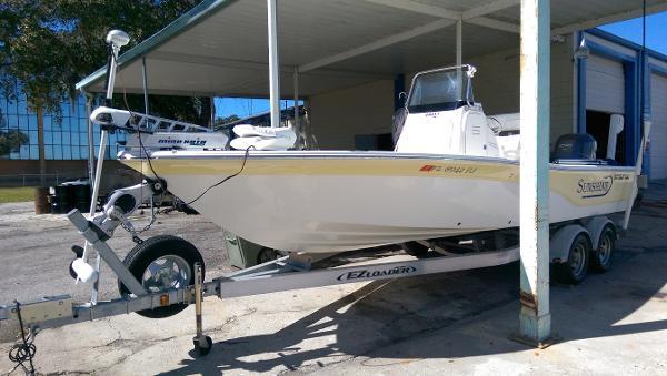 2013 Sea Fox 240xt Pro Series