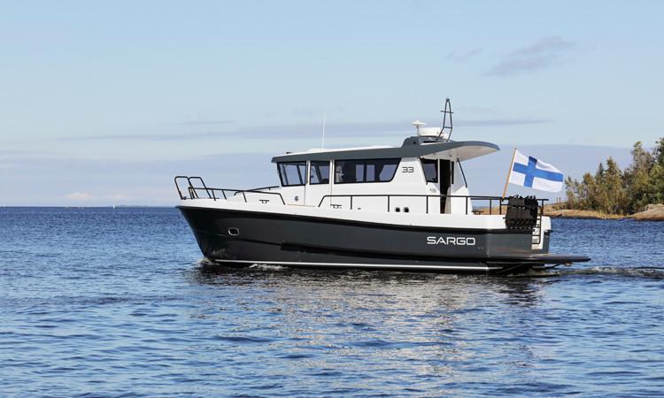 Sargo 33 Explorer