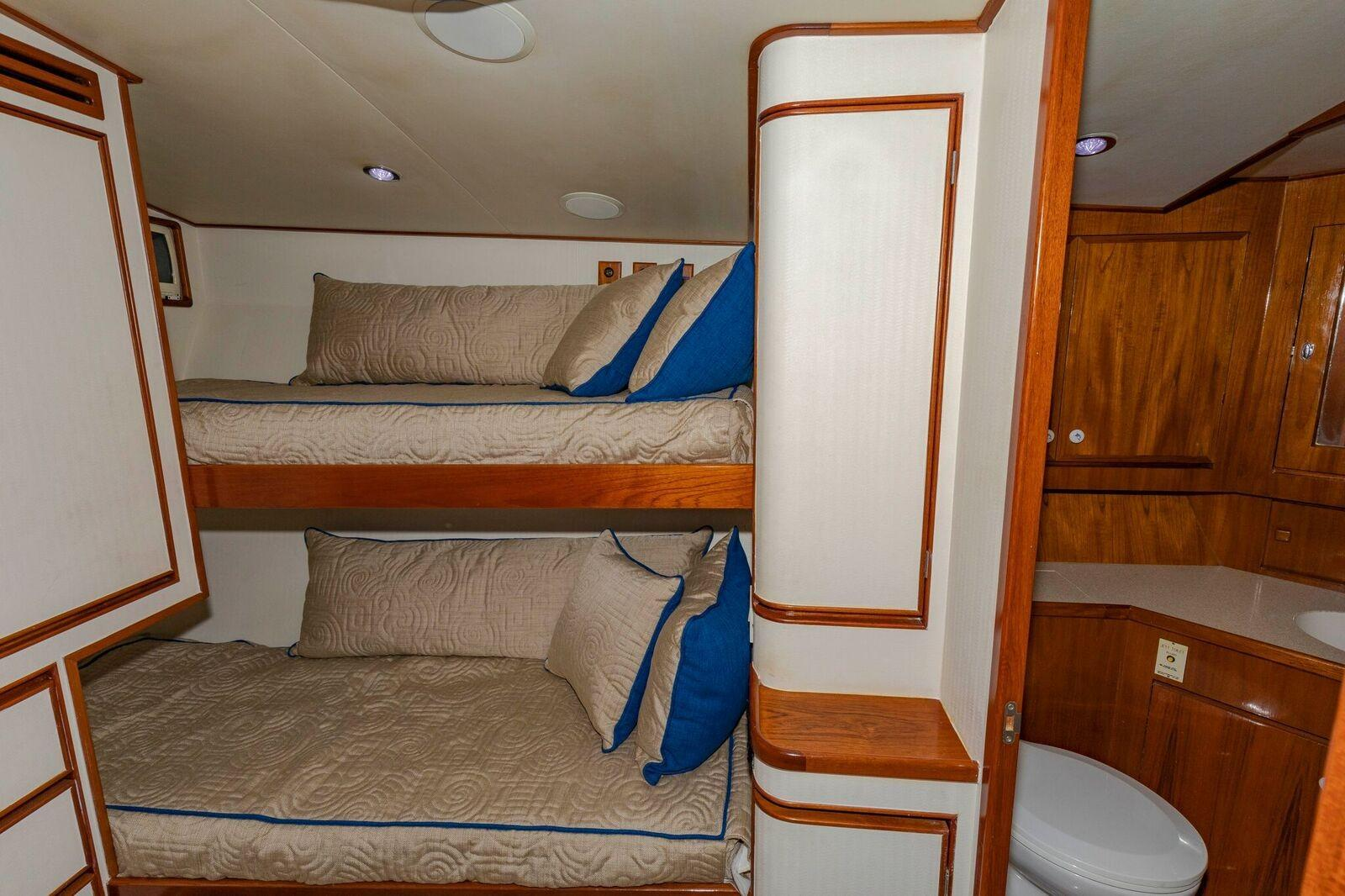 Guest Bunk Stateroom with Head