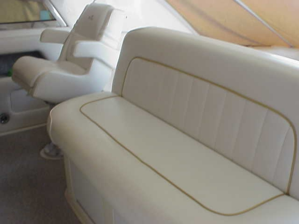 Portside Helm Seating