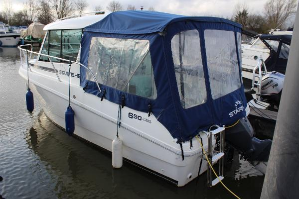 2012 Starfisher 650