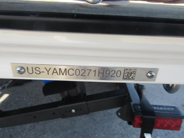 2020 Yamaha boat for sale, model of the boat is 242X & Image # 39 of 42