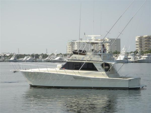 Viking Convertible Sportfish Sports Fishing Boats. Listing Number: M-3542408