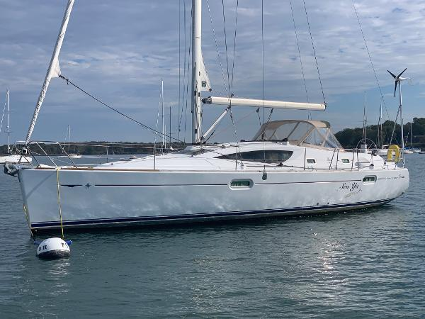 Jeanneau 42 DS BoatsalesListing Connecticut