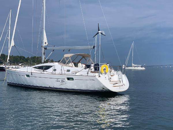 Jeanneau 42 DS For Sale Purchase
