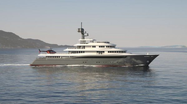 Columbus Yachts Global Explorer