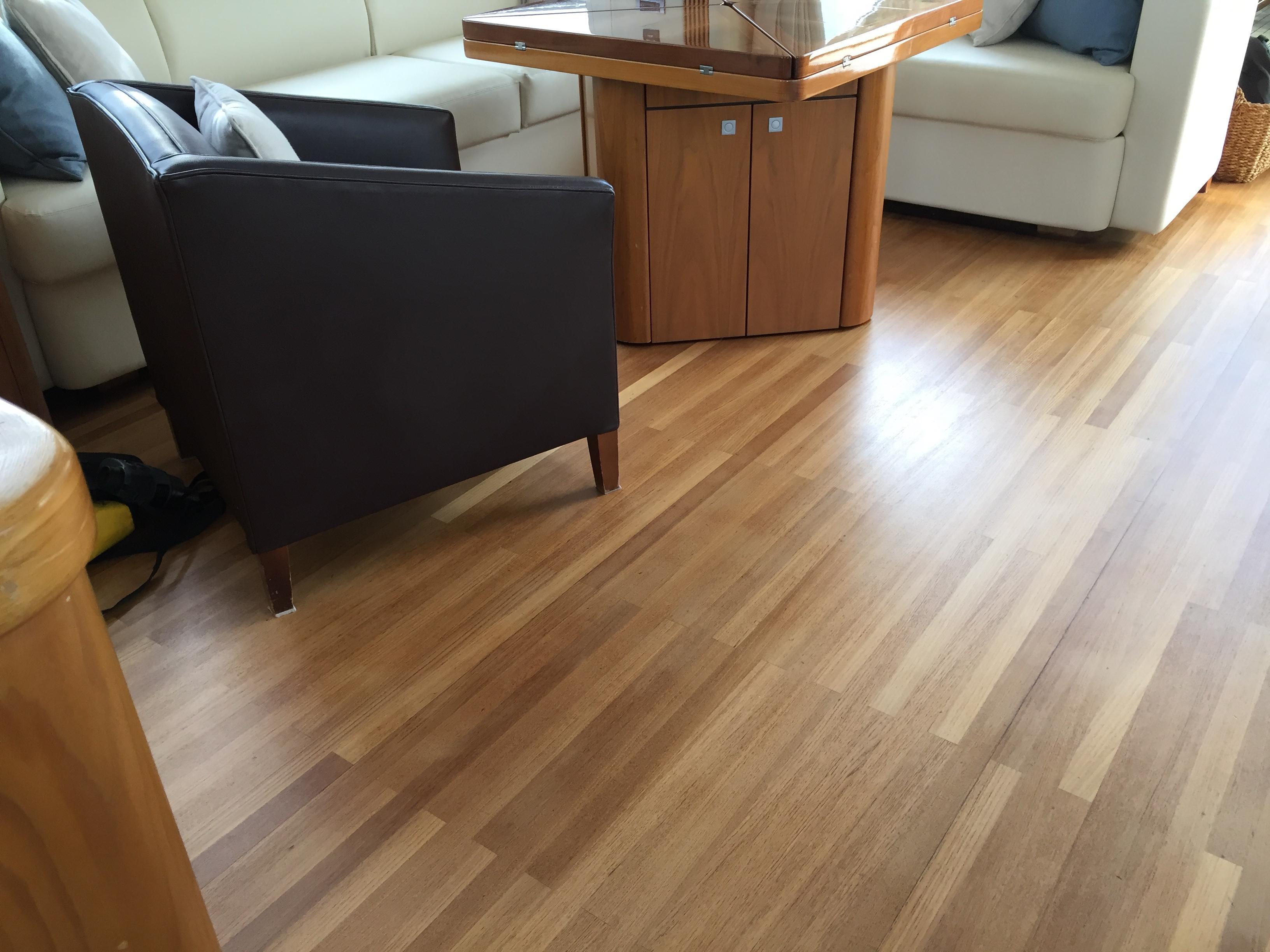 Saloon flooring